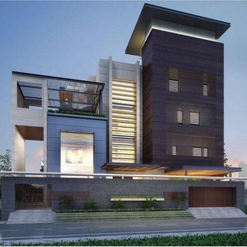 Residence, Noida